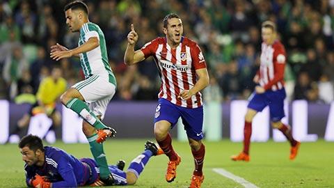 Nhan dinh Betis vs Atletico Madrid 22h15 ngay 1012 (La Liga 201718) hinh anh