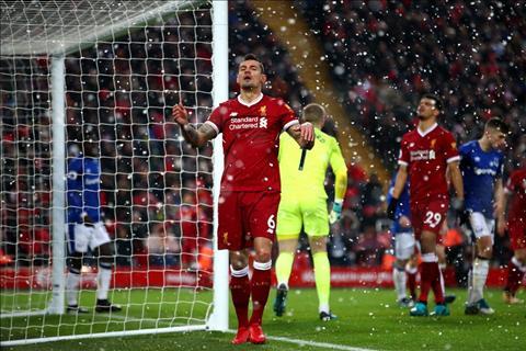 Cham diem Liverpool 1-1 Everton Lovren sam vai toi do hinh anh