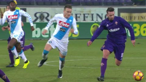 Nhan dinh Napoli vs Fiorentina 21h00 ngay 1012 (Serie A 201718) hinh anh