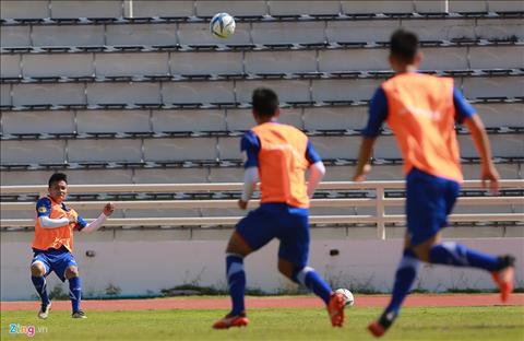 U23 Viet Nam tich cuc mai giao cho dau Uzbekistan  hinh anh