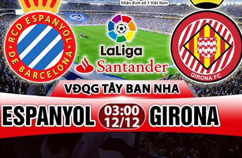 Nhan dinh Espanyol vs Girona 03h00 ngày 1212 (La Liga 201718) hinh anh