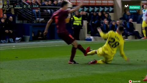 Nhung diem nhan sau chien thang 2-0 cua Barca truoc Villarreal hinh anh