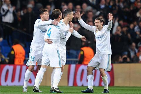 Real vs PSG vong 18 Champions League Dung xem thuong nhung Nha vua! hinh anh