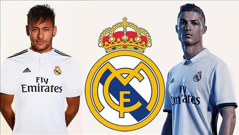 Xac dinh thoi gian Neymar gia nhap Real Madrid hinh anh