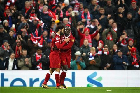Nhung thong ke an tuong sau tran Liverpool 1-1 Everton hinh anh