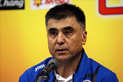 HLV U23 Uzbekistan tu tin huong toi mot ket qua tot truoc U23 Viet Nam hinh anh