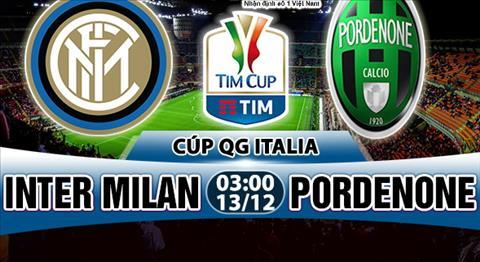 Nhan dinh Inter Milan vs Pordenone 03h00 ngay 1312 (Coppa Italia 201718) hinh anh