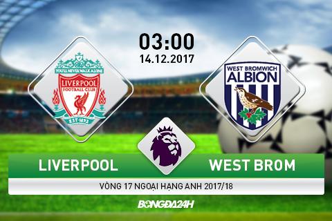 Liverpool vs West Brom (03h00 ngày 1412) Diem tua Anfield hinh anh 2
