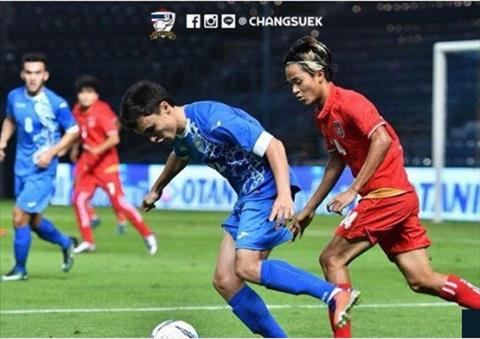U23 Viet Nam bi mat loi the lon sau tran hoa cua Myanmar hinh anh