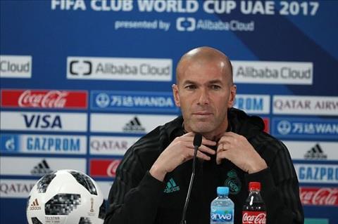 HLV Zinedine Zidane len tieng ve tuong lai hinh anh 2