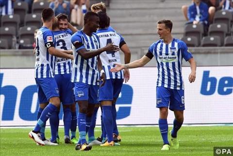 Nhan dinh Hertha Berlin vs Hannover 02h30 ngay 1412 (Bundesliga 201718) hinh anh