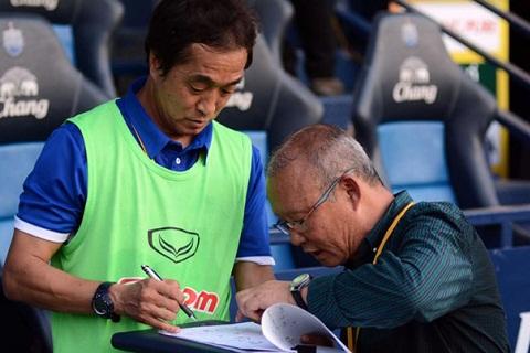 HLV Park Hang Seo nho nguoi do tham U23 Han Quoc hinh anh