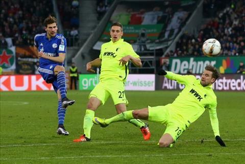 Schalke vs Augsburg 18h30 ngày 55 (Bundesliga 201819) hình ảnh
