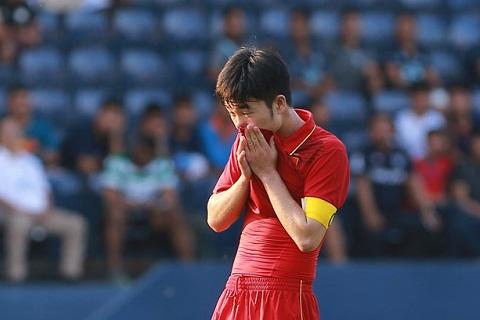 Xuan Truong vs U23 Uzbekistan