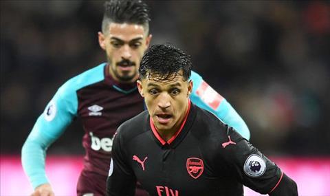 Arsenal chot gia ban Alexis Sanchez hinh anh