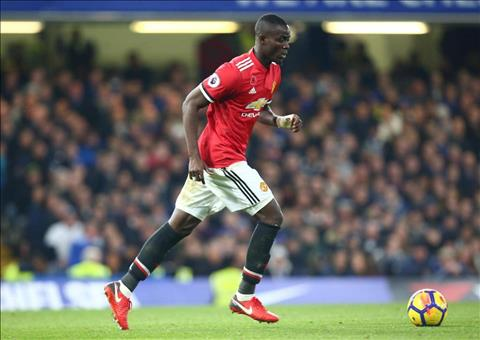 Mourinho noi ve chan thuong cua trung ve Eric Bailly hinh anh 2