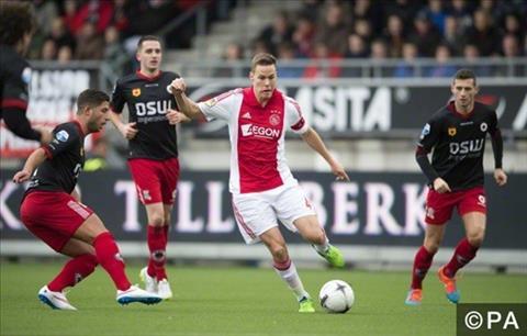 Nhan dinh Ajax vs Excelsior 2h45 ngay 1512 (VDQG Ha Lan) hinh anh