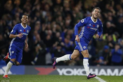 Tien ve Eden Hazard tu choi gia han voi Chelsea hinh anh 2