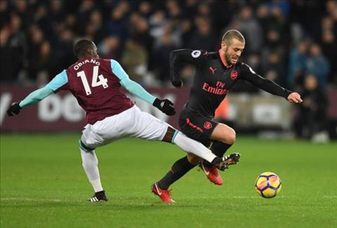 Wenger noi ve tuong lai tien ve Jack Wilshere hinh anh
