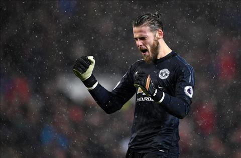 MU chi chap nhan doi De Gea lay Gareth Bale cua Real hinh anh