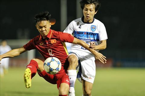 HLV U19 Viet Nam noi gi sau that bai truoc U21 Yokohama hinh anh