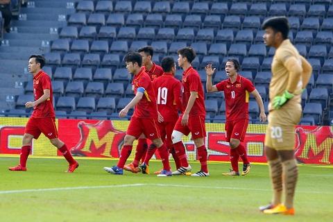 U23 Viet Nam 2-1 U23 Thai Lan