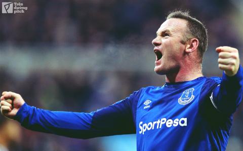 Wayne Rooney: Từ sự bình yên trong tim đến những màn trình diễn chói sáng trên sân cỏ