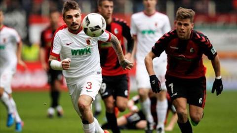 Nhan dinh Augsburg vs Freiburg 21h30 ngay 1612 (Bundesliga 201718) hinh anh