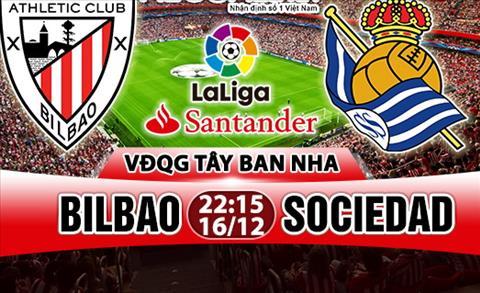 Nhan dinh Bilbao vs Sociedad 22h15 ngay 1612 (La Liga 201718) hinh anh