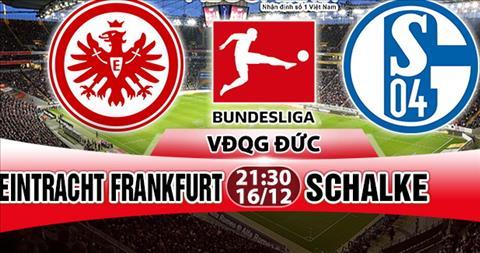 Nhan dinh Frankfurt vs Schalke 21h30 ngay 1612 (Bundesliga 201718) hinh anh