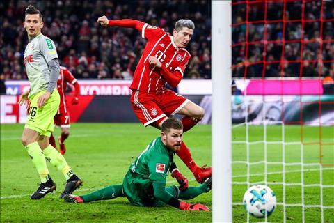Nhan dinh Stuttgart vs Bayern Munich 21h30 ngay 1612 (Bundesliga 201718) hinh anh