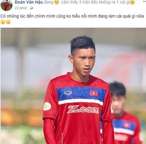 Van Hau len tieng sau khi truc tiep dan toi ban thua cua U23 Viet Nam hinh anh