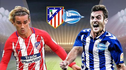 Nhan dinh Atletico Madrid vs Alaves 02h45 ngay 1712 (La Liga 201718) hinh anh