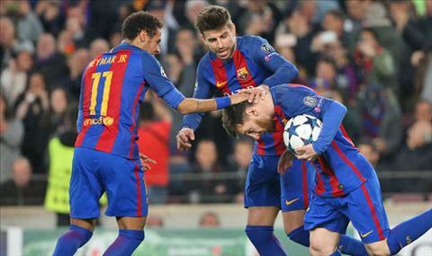 Pique tiet lo ly do Neymar bo Barca, den PSG hinh anh