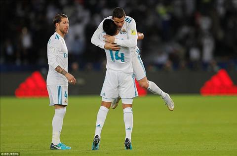 Tong hop Real Madrid 1-0 Gremio (FIFA Club World Cup 2017) hinh anh