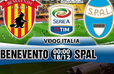 Nhan dinh Benevento vs SPAL 00h00 ngay 1812 (Serie A 201718) hinh anh