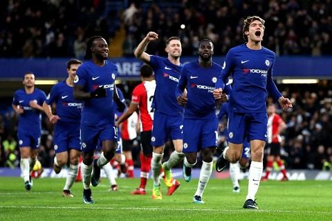 Chelsea 1-0 Southampton