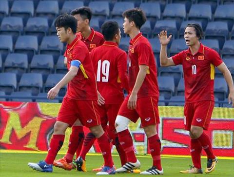 U23 Viet Nam vs U23 Han Quoc (18h30 ngay 111) Vuot qua thu thach hinh anh