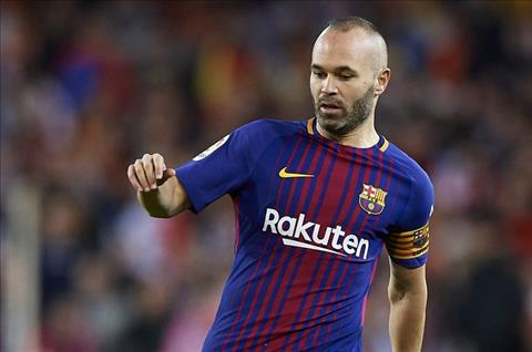 Iniesta tiet lo ly do Barca khong the danh bai GetafeTien ve Iniesta tiet lo ly do Barca khong the danh bai Getafe hinh anh 2