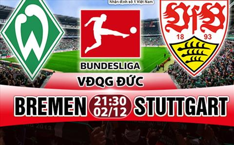 Nhan dinh Bremen vs Stuttgart 21h30 ngay 212 (Bundesliga 201718) hinh anh
