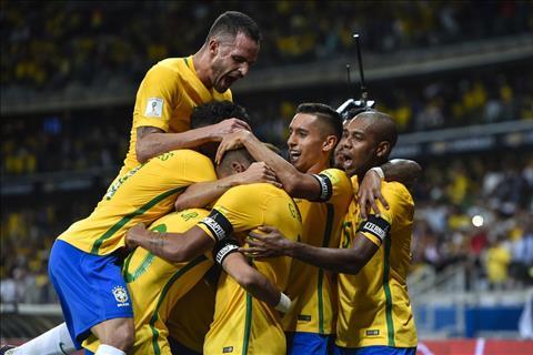 Brazil hau boc tham vong bang World Cup 2018 Duong ta thang tien! hinh anh