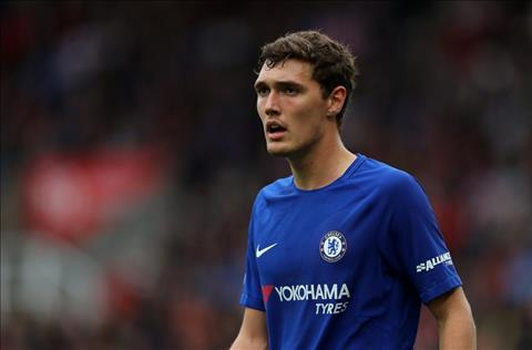 hau ve Andreas Christensen
