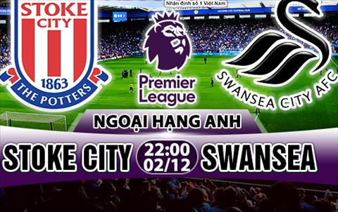 Nhan dinh Stoke vs Swansea 22h00 ngay 212 (Premier League 201718) hinh anh