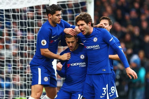 Hazard va Chelsea