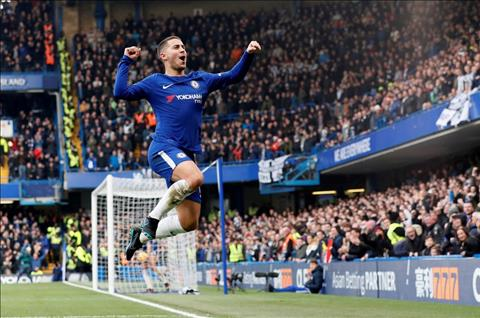 Hazard trach thay Conte khong cho co hoi lap hat-trick hinh anh