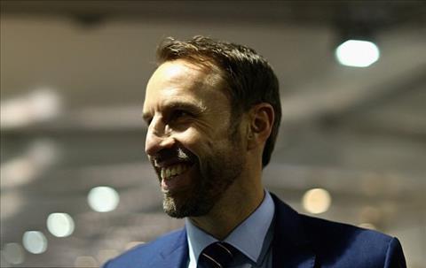 HLV tuyen Anh Gareth Southgate len tieng ve ket qua boc tham World Cup 2018 hinh anh