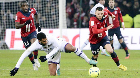 Nhan dinh Lille vs Toulouse 02h00 ngay 312 (Ligue 1 201718) hinh anh