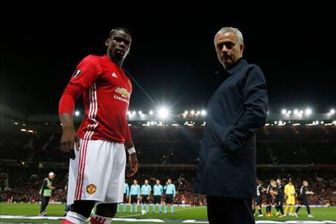 Pogba tiet lo dieu minh khong thich o Mourinho hinh anh