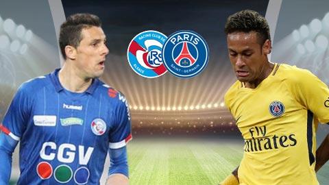 Nhan dinh Strasbourg vs PSG 23h00 ngay 212 (Ligue 1 201718) hinh anh