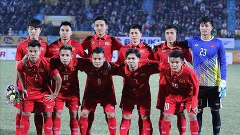 U23 Viet Nam loai mot cau thu truoc ngay sang Trung Quoc hinh anh